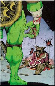 Donatello Is Dead